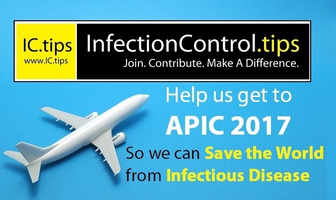 Help Us Get to APIC 2017