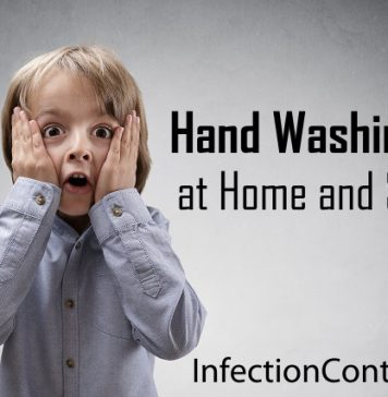 Hand Washing at Home and School