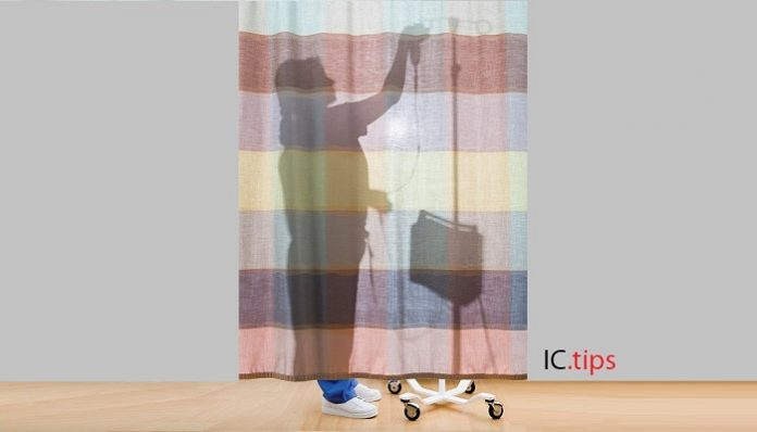 Reducing HAIs: Awareness, Cleaning and Replacement of Cubicle Curtains