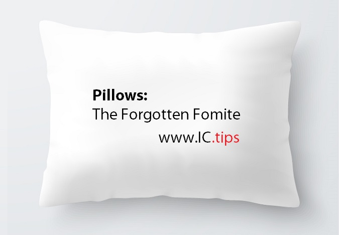 Pillows: The Forgotten Fomite