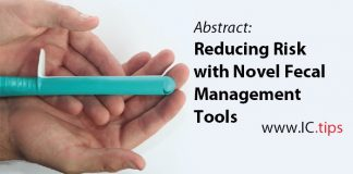 Reducing Risk with Novel Fecal Management Tools
