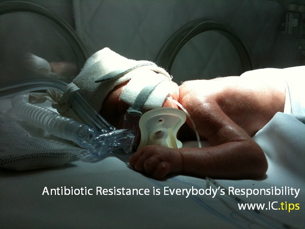 Antibiotic Resistance is Everybody's Responsibility