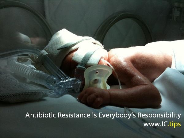 Antibiotic Resistance is Everybody's Responsibility