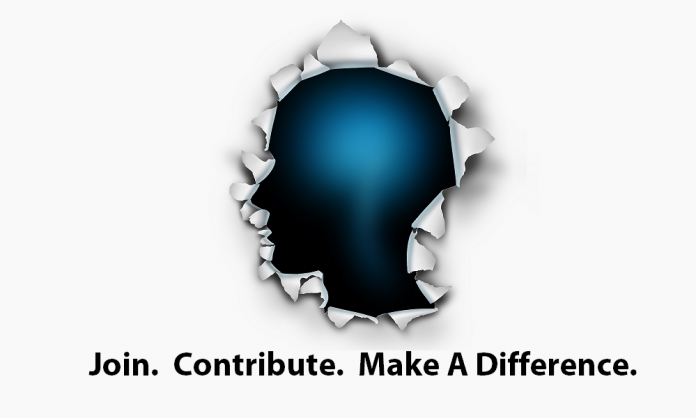 Join. Contribute. Make A Difference.