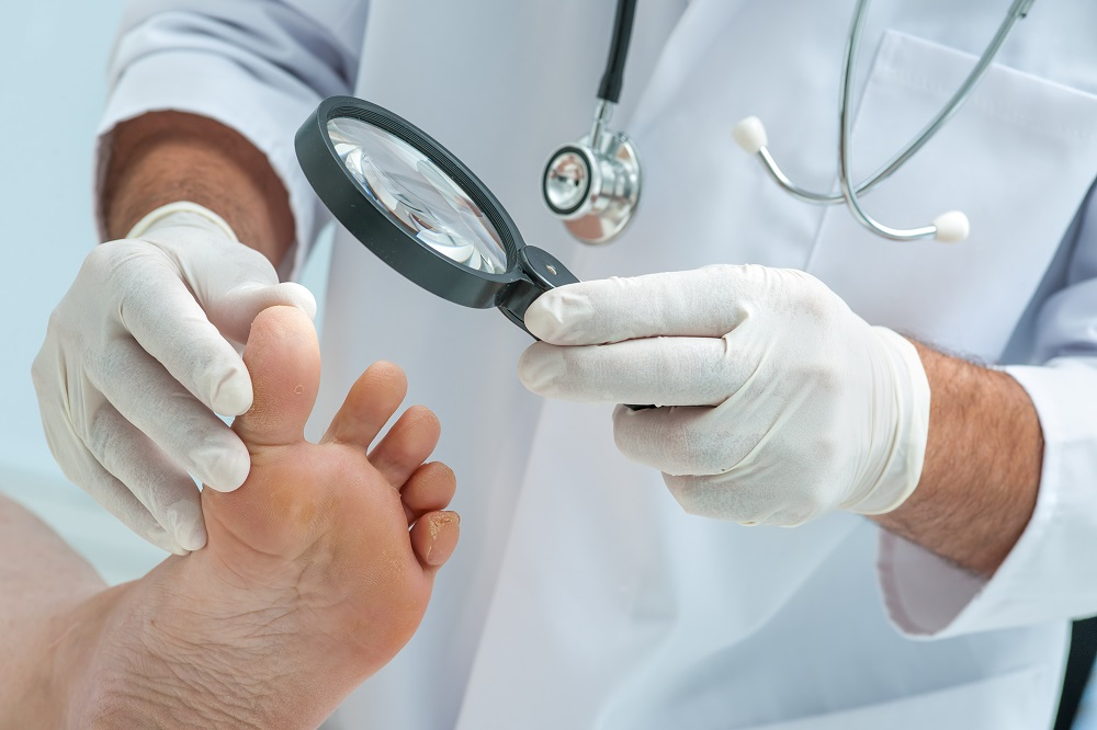 Prevent Diabetic Foot Infections Cut The Risk Of Amputation
