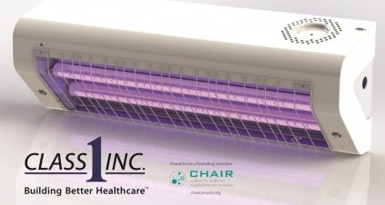Wall Mounted Uv Lights : Reduction of Hospital Contamination Using Automatic UV