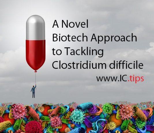 A Novel Biotech Approach to Tackling Clostridium difficile