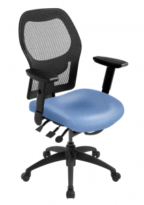 EcoCentric Mesh Chair trialed in the facilities