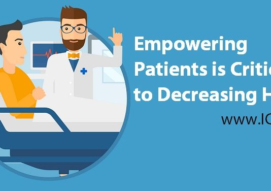Empowering Patients is Critical to Decreasing HAIs
