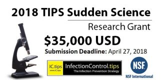 2018 TIPS Sudden Science Research Grant