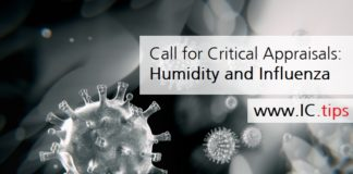 Call for Critical Appraisals: Humidity and Influenza