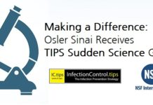 TIPS Sudden Science Grant