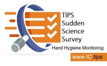 TIPS Sudden Science Survey: Hand Hygiene Monitoring Tool