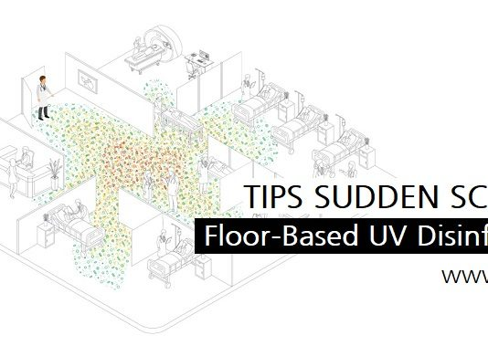 TIPS Sudden Science Trial #1019802: Floor-Based UV Disinfection