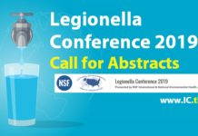 Call for Abstracts: Legionella 2019